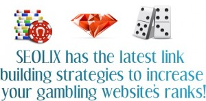 Casino SEO, Poker SEO and Gambling SEO