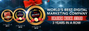 PromotionWorld 2013 Award